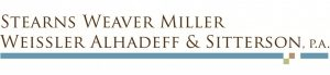 Best of Doral™ Law Firms presents Stearns Weaver Miller.