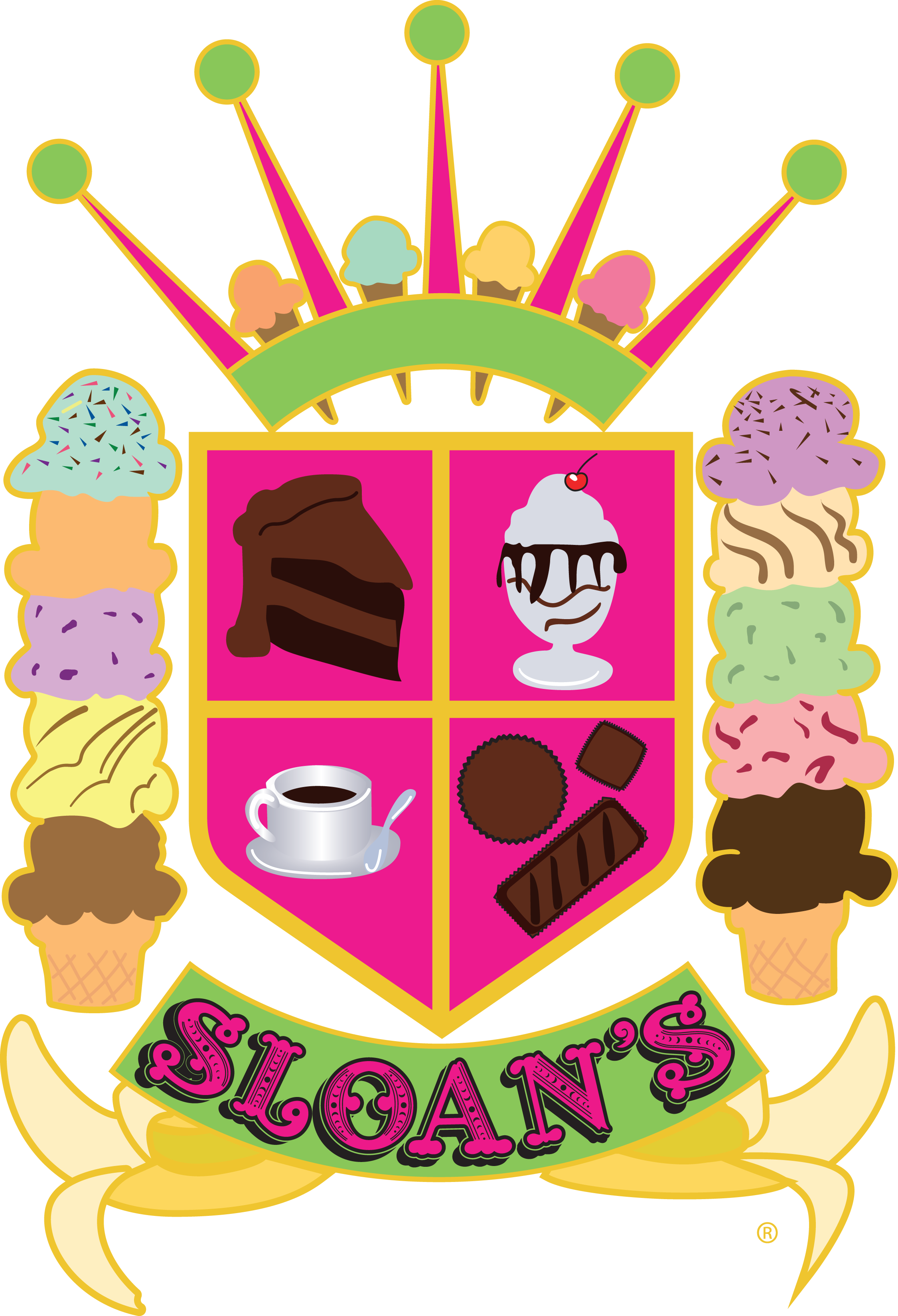 Best of Doral™ presents Sloan's Ice Cream restaurant. A Doral Chamber of Commerce member.