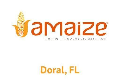 Best of Doral Restaurants presents Amaize Doral.