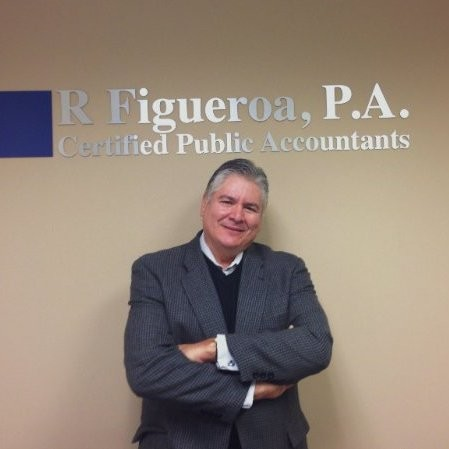 Best of Doral™ CPA's and Accountants introduces Ronaldo R. Figueroa.